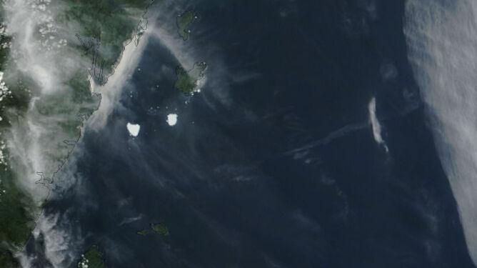 Góra lodowa pękła na dwoje