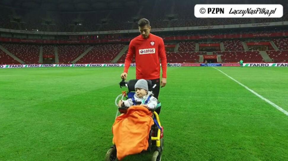 Niepełnosprawny Franek wyprowadzi