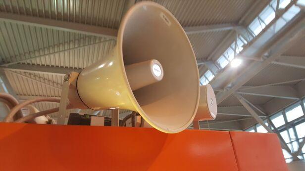 Ograniczą komunikaty głosowe Lotnisko Chopina