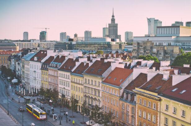 Projekt ustawy przewidywał poszerzenie stolicy Shutterstock
