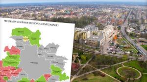 """Pruszków i Izabelin nie zagłosują w sprawie """"wielkiej Warszawy"""""""