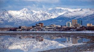 Rekordowo ciepły marzec na Alasce