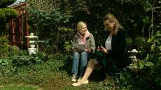 Sentymentalna wizyta Mai w ogrodzie japońskim