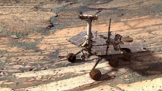 NASA walczy o kontakt z łazikiem. <br />Szanse maleją z każdym dniem